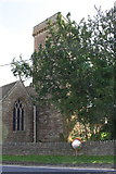 SP2907 : St Britius Church by Roger Templeman