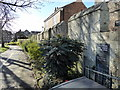 SE6051 : City Wall in Tower Gardens, York by PAUL FARMER