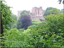 SO5074 : Ludlow castle by Mr James D