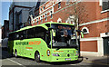 J3373 : Dublin Coach coach, Belfast (March 2017) by Albert Bridge