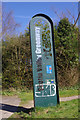 SJ8653 : Scotia Valley Greenway by Stephen McKay