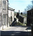 SD9828 : Towngate Heptonstall by Gordon Hatton