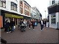 TM1644 : Tower Street junction, Ipswich by Hamish Griffin