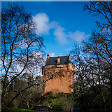 NM6947 : Kinlochaline Castle by Peter Moore