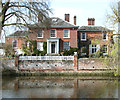 TG1106 : The River House, Wramplingham by Evelyn Simak