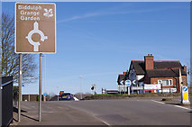 SJ8752 : St Michael's Road, Chell by Stephen McKay