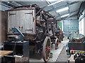 SX4773 : Robey Trust, Tavistock - threshing machine by Chris Allen