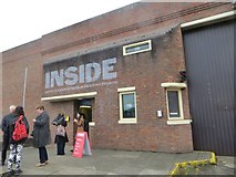 SU7273 : Inside Reading Prison by Bill Nicholls