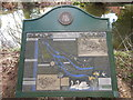 TL8782 : Spring Walk sign, Thetford by Hamish Griffin