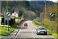 SO1238 : Northbound A470 near Llyswen by David Dixon