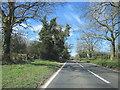 SP1827 : A424 Looking North Near Ganborough by Roy Hughes