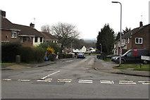 ST2896 : Mynydd Maen Road, Upper Cwmbran by Jaggery