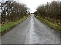 NZ0451 : Link road taking traffic north from the B6278 to the A68 by Peter Wood