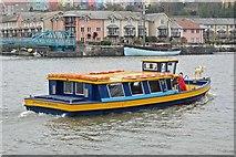 ST5772 : Bristol Ferry (4) by Anthony O'Neil