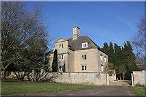 TF0733 : Folkingham Manor House, 8 Market Place, Folkingham by Jo Turner