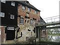 TL2871 : Houghton Mill by M J Richardson