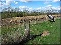 SE4739 : Interpretation panel no. 8, Towton Battlefield Trail by Christine Johnstone