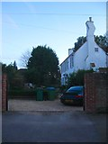 TQ2115 : Seven Chimneys, Cagefoot Lane, Henfield by Simon Carey