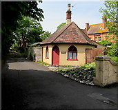 ST3050 : The Lodge, 31 Berrow Road, Burnham-on-Sea by Jaggery