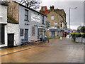 SD8122 : Mr Fitzpatrick's Temperance Bar, Bank Street, Rawtenstall by David Dixon