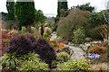 SH8072 : Winter garden in Bodnant Garden by Bill Boaden
