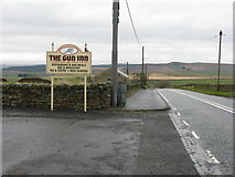 NY9084 : The A68 at Ridsdale by M J Richardson