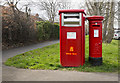 J3671 : Postboxes, Belfast by Rossographer