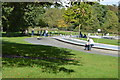 TQ2779 : Princess Diana Memorial Fountain by N Chadwick