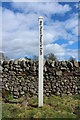 NX9283 : Peace Post at Ellisland by Billy McCrorie