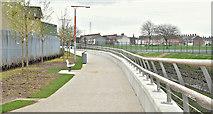 J3674 : The Connswater, Belfast - April 2017(1) by Albert Bridge