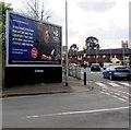 ST3037 : Bridgwater & Taunton College advert on a Bridgwater corner by Jaggery