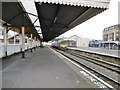 SX8860 : Paignton Station by Mike Faherty