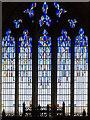 SE7984 : East window, Ss Peter & Paul church, Pickering by Julian P Guffogg