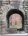 SE3319 : Thornes Lane Railway Viaduct by Dave Pickersgill
