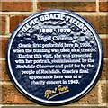 SD8913 : Blue plaque: Regal Cinema by Gerald England