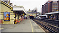 TQ7556 : Maidstone East station, 2000 by Ben Brooksbank