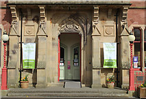 NX4355 : Town Hall, Wigtown by Billy McCrorie