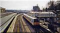 TQ7555 : Maidstone West station, 2000 by Ben Brooksbank