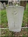 TQ4744 : St Peter, Hever: churchyard (vi) by Basher Eyre