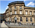 SD8913 : HSBC Bank, Rochdale by Gerald England