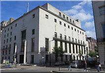 TQ2881 : RIBA building, London W1 by Paul Harrop