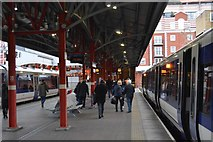 TQ2782 : Marylebone Station by N Chadwick