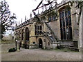 SP0202 : West side of Grade I Listed Cirencester Parish Church by Jaggery