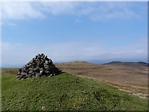 NS2472 : Hillside Hill by Raibeart MacAoidh