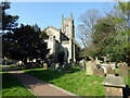 TQ3937 : St Swithun's Church, East Grinstead by PAUL FARMER