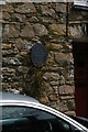 SN0539 : Plaque on former home of the novelist Menna Gallie, Upper St. Mary's Street, Newport / Trefdraeth by Christopher Hilton