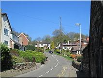 SJ9054 : New Lane, Brown Edge by David Weston