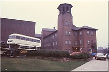 SK3536 : Derby Museum of Science and Technology by Richard Sutcliffe