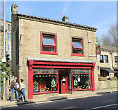 SD9927 : Organic House Café, Hebden Bridge by Paul Harrop