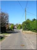 TQ2116 : Furners Lane, Henfield by Simon Carey